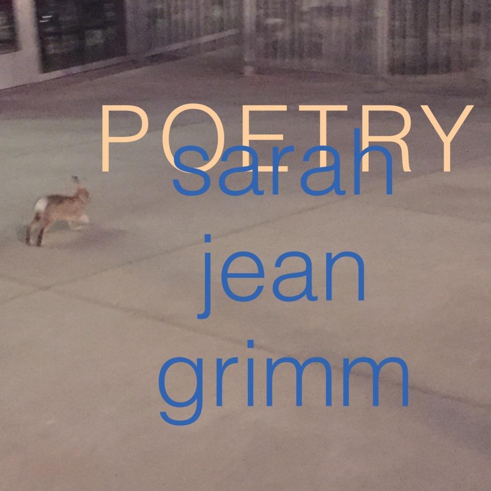 Sarah Jean Grimm